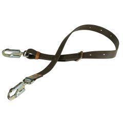 KLEIN Positioning Strap, 68'' L, 6-1/2'' Hook