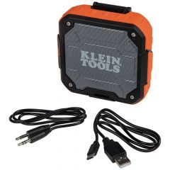 Klein Bluetooth® Speaker with Magnetic Strap
