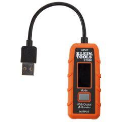 Klein USB Digital Meter, USB-A (Type A)