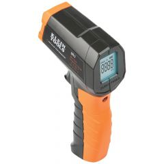 Klein Infrared Digital Thermometer with Targeting Laser, 10:1