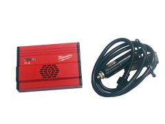 Milwaukee 23-37-0010 - 12V to 120V Inverter for Battery Chargers/Misc