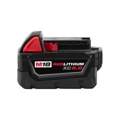 Milwaukee M18 REDLITHIUM 5.0AH BAT PACK