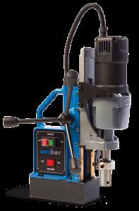 UNIBOR 1-9/16 x 2 Capacity, 5/8 Max Tap, 2 Gear Motor, Forward Reverse, Variable Speed, 2 Morse Taper