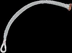 "Slingco Triple weave Underground Pulling Grip With Barbell .75-1.25"" Diameter   18"" Lattice length 1/EA"