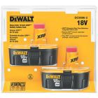 DEWALT 18V  XRP BATTERY PACK COMBO