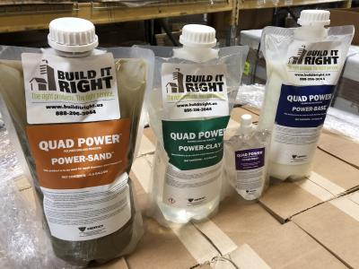 QUAD-POWER™ is all about CONCENTRATION